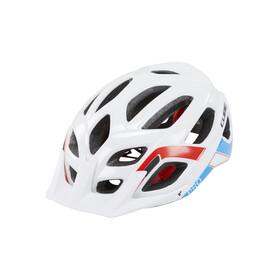 Cube Pro Helmet Teamline white